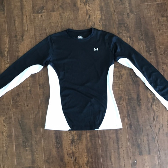 c11f3dd8b Under Armour Tops | Womens Long Sleeve Workout Shirt | Poshmark